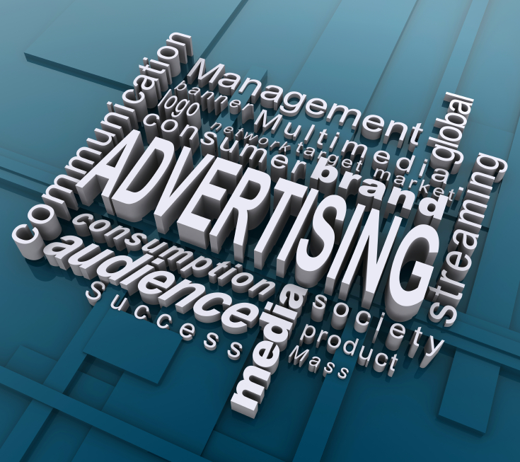 a comparison of newspaper and television advertising